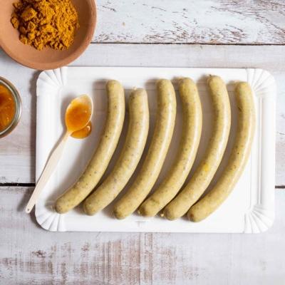 Kachler Hoferer, Curry Mango Bratwurst